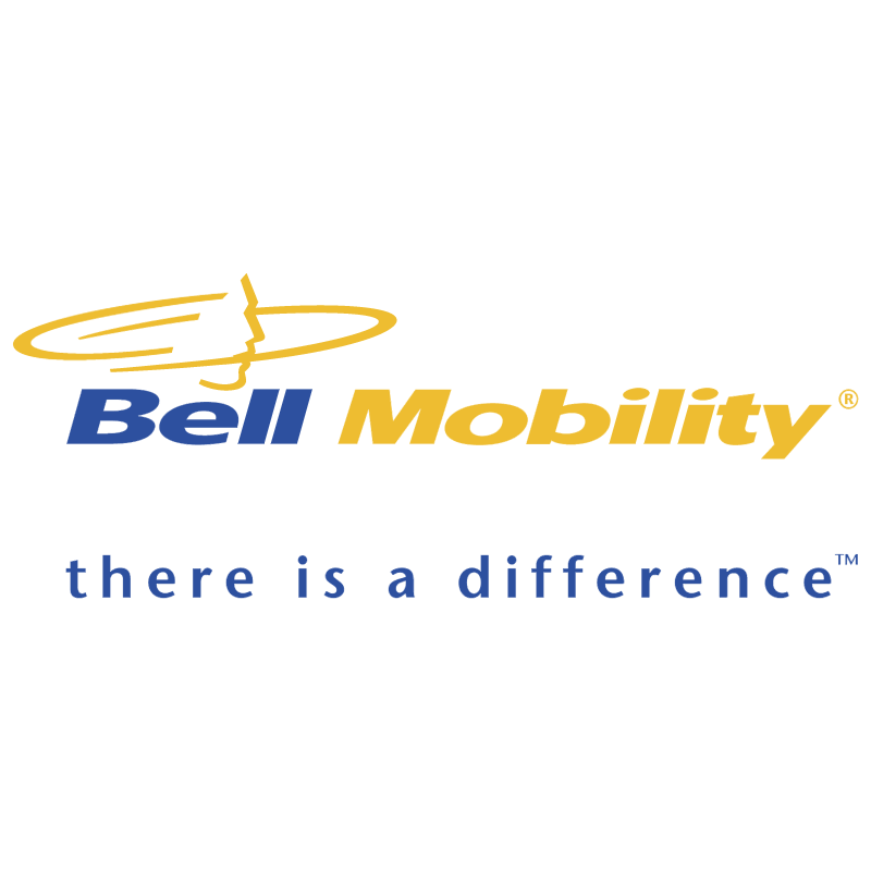 Bell Mobility vector