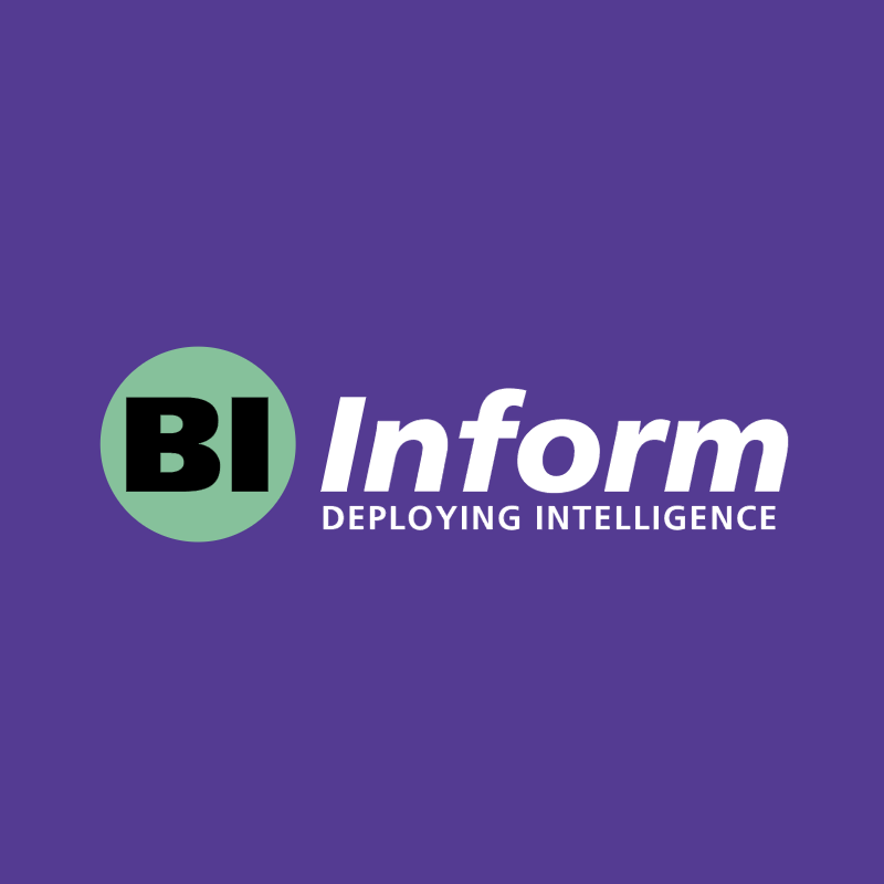 BI INFORM vector logo