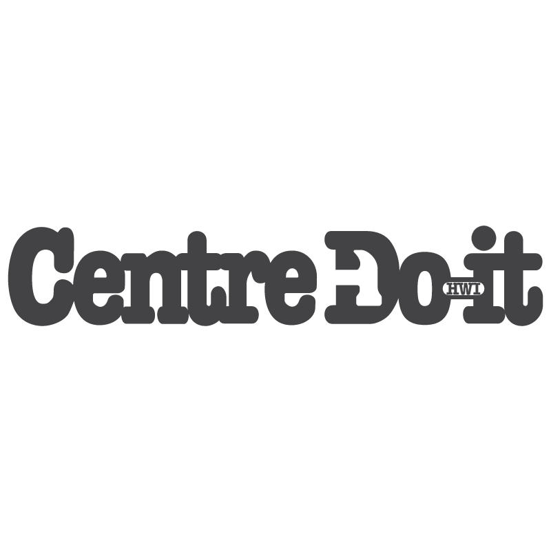 Centre Do it vector