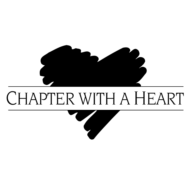 Chapter With A Heart vector
