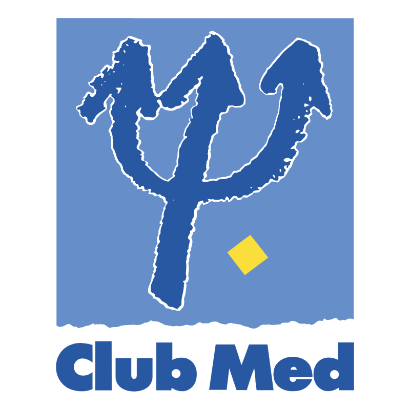 Club Med vector logo