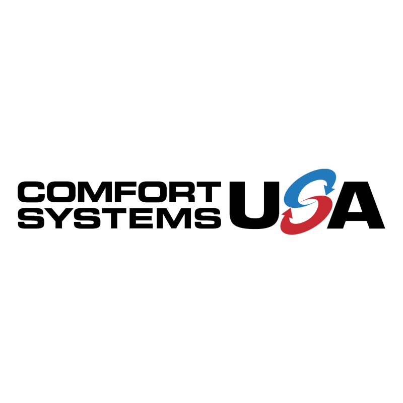 Comfort Systems USA vector logo