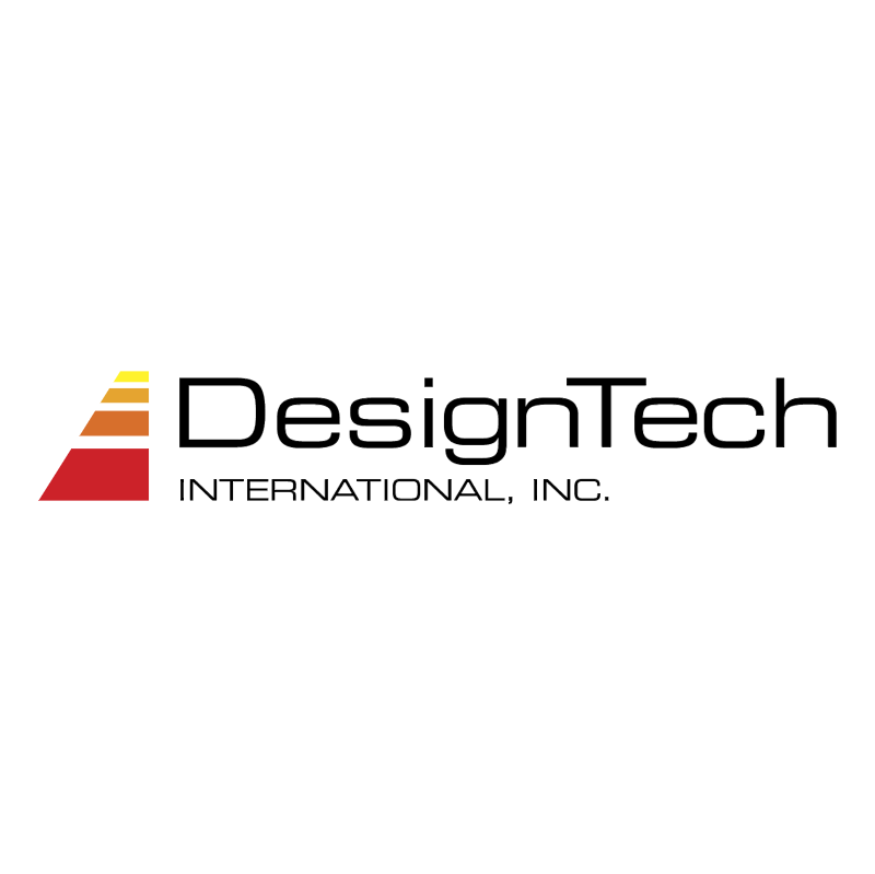 DesignTech International vector