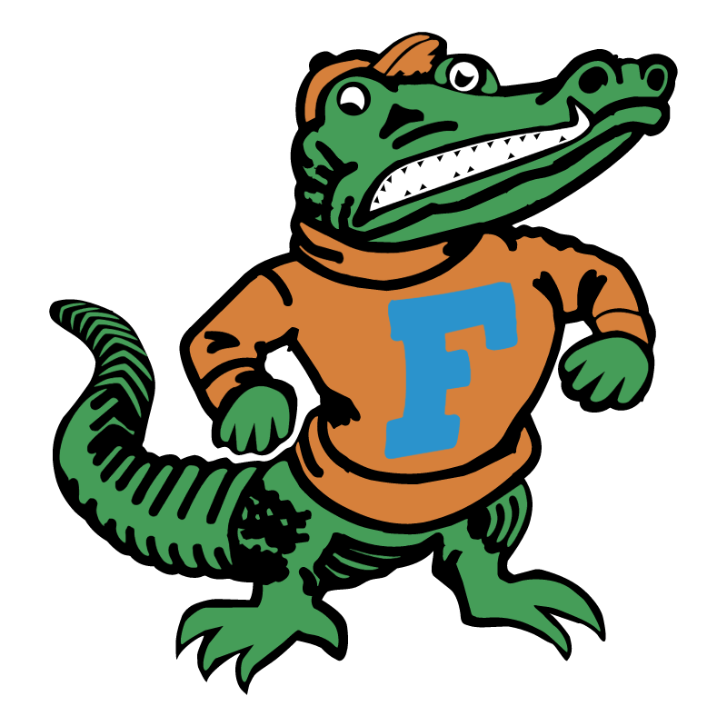 Florida Gators vector logo