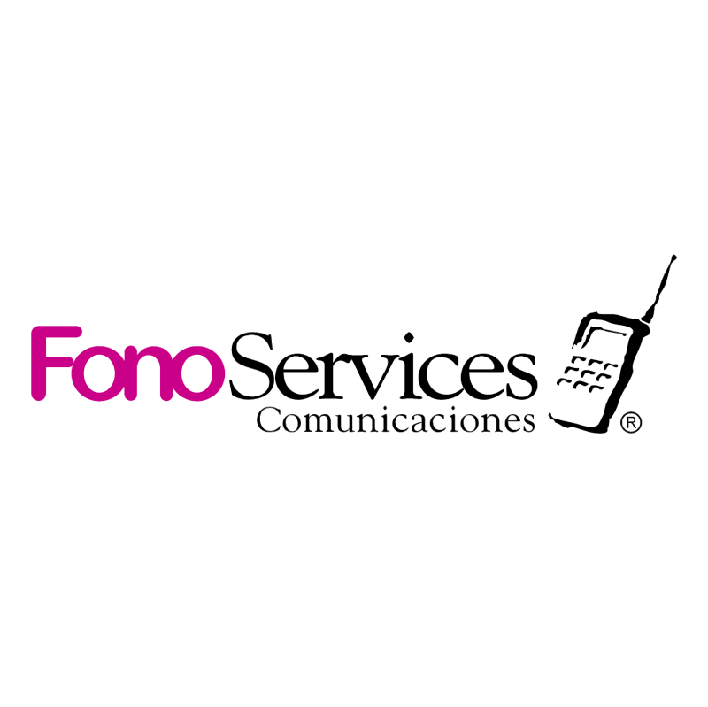 FonoServices vector logo