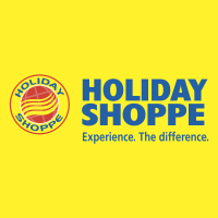 HOLIDAY SHOPPE vector