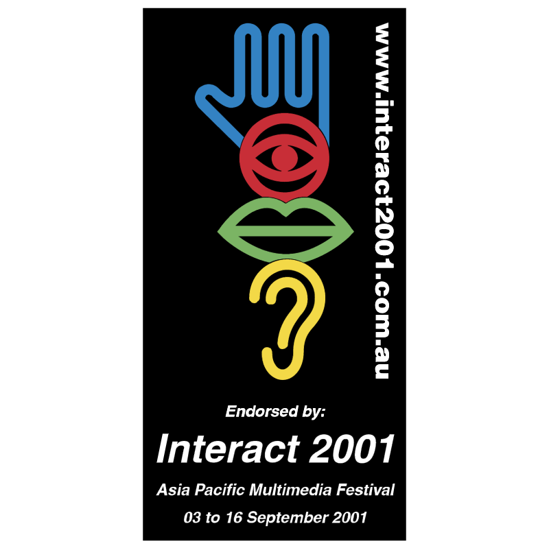 Interact 2001 vector