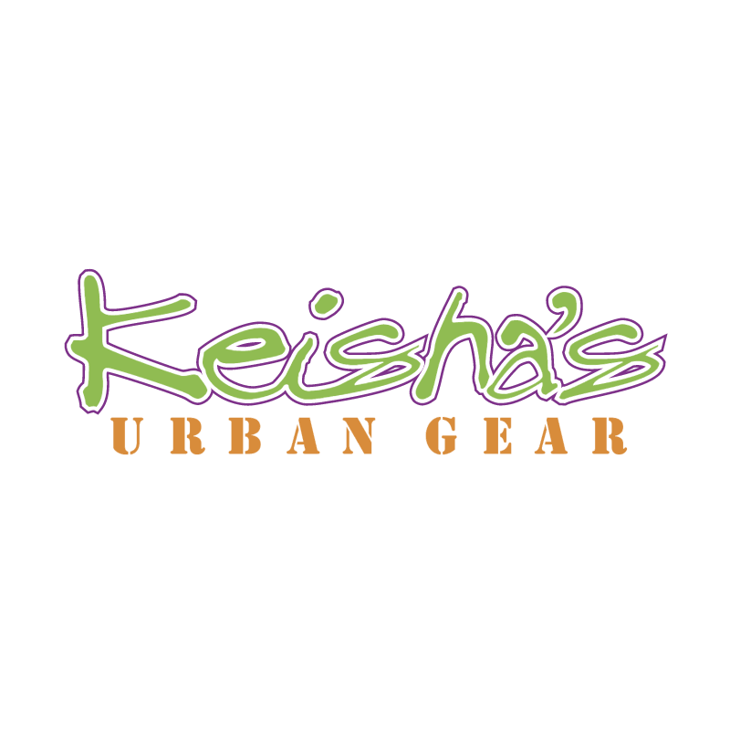 Keisha's Urban Gear vector
