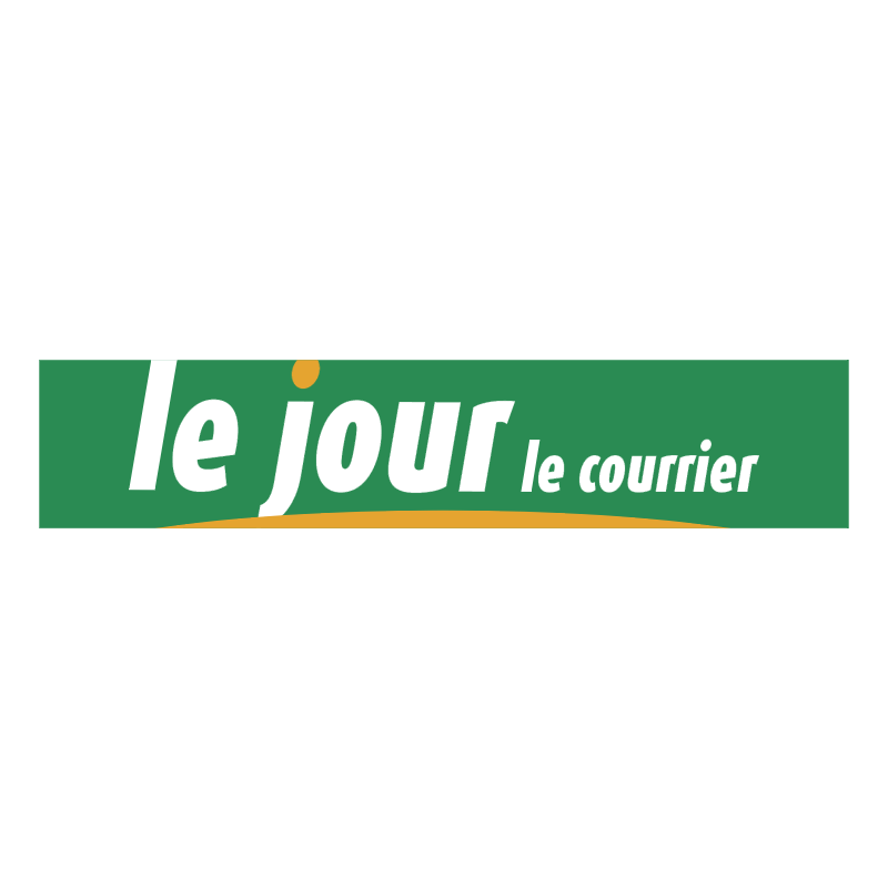 Le Jour Le Courrier vector