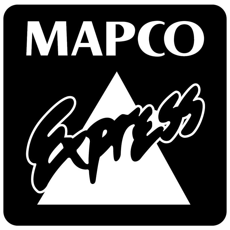 Mapco Express vector