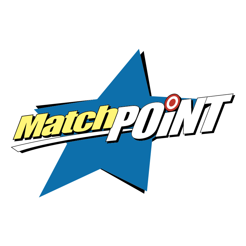 Match Point vector