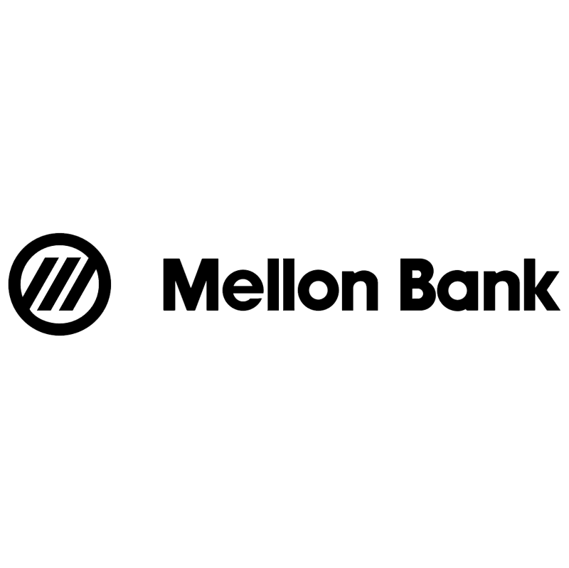 Mellon Bank vector