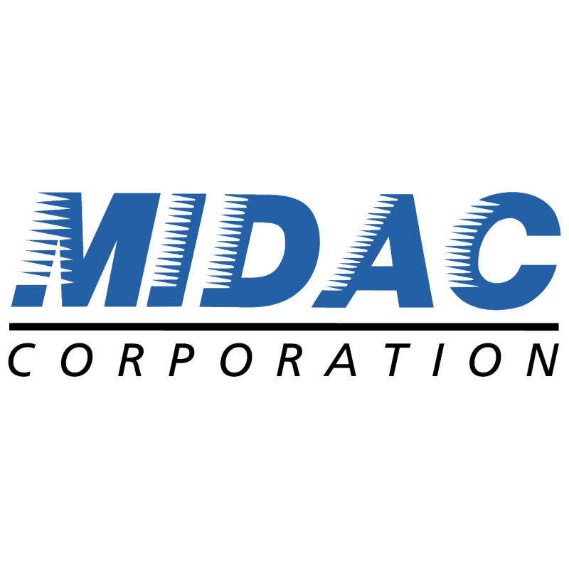 Midac Corporation vector logo