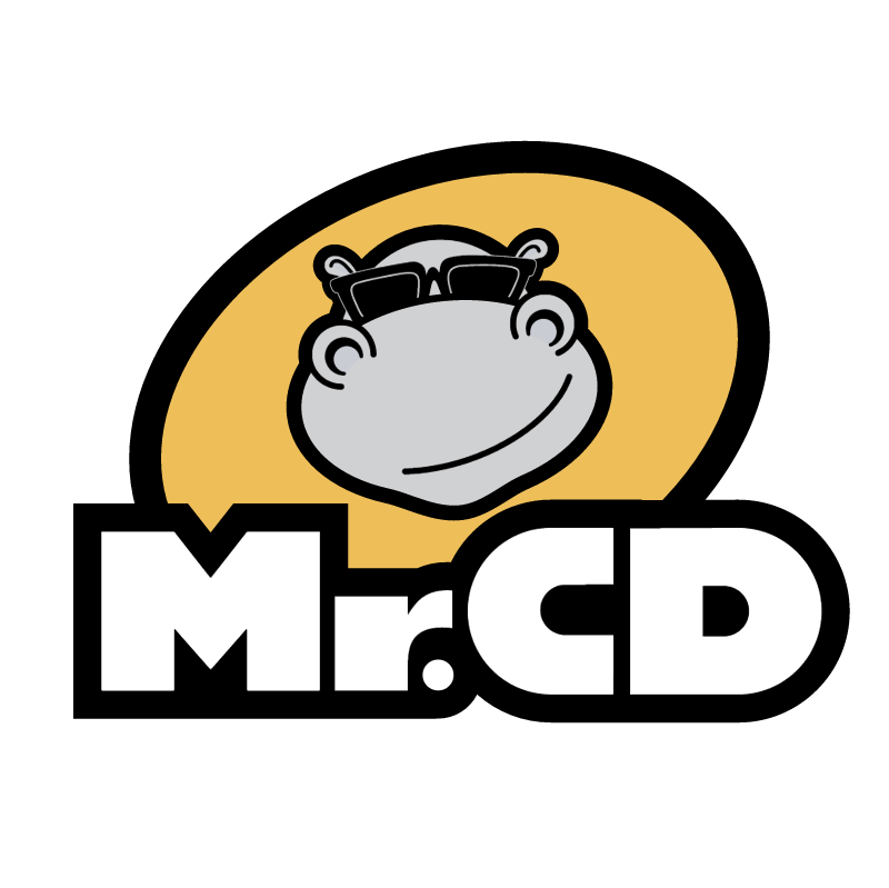 Mr CD vector