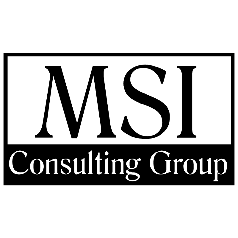 MSI Consulting vector