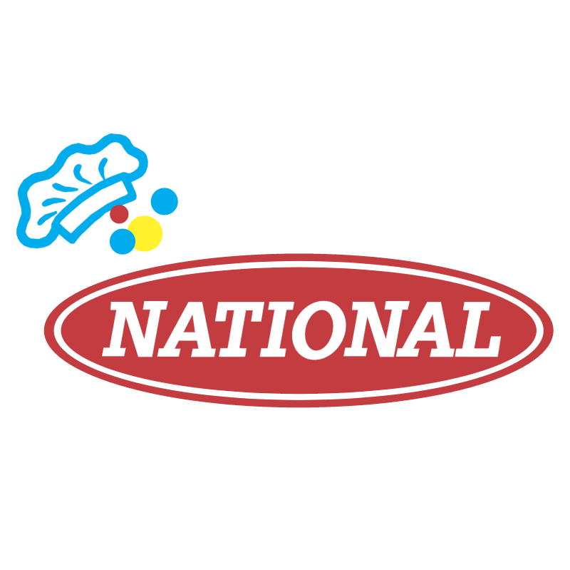 National vector logo