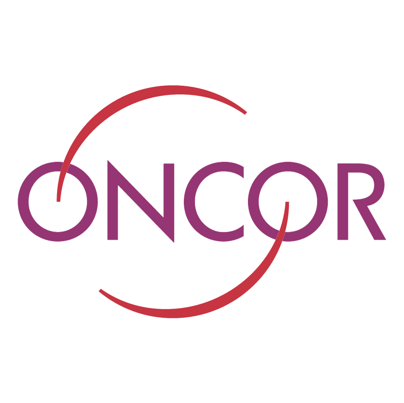 Oncor vector logo