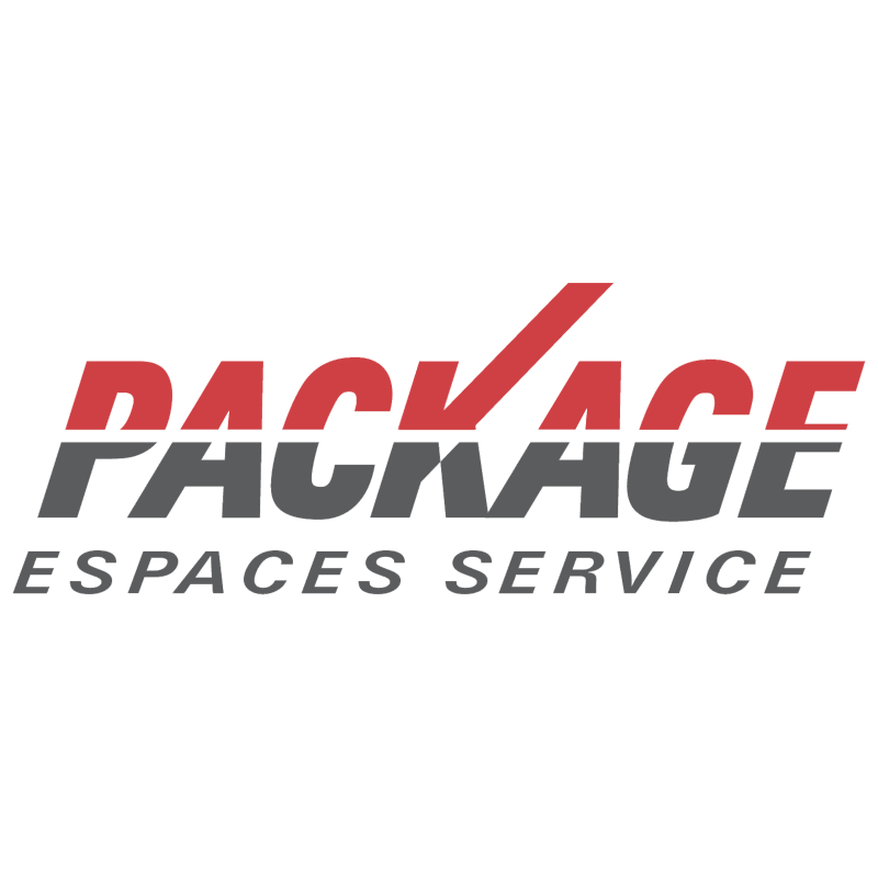 Package vector logo