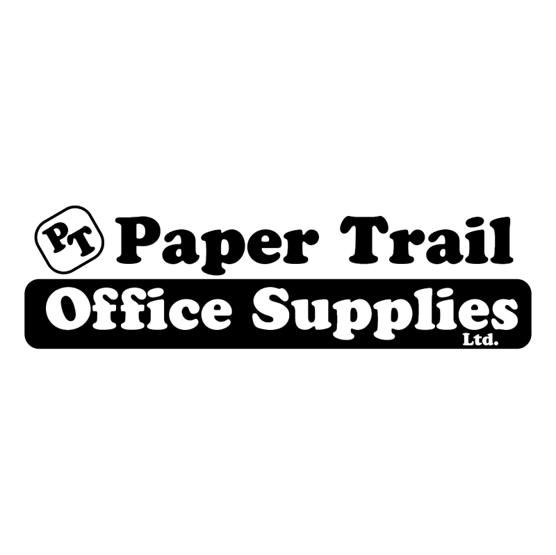 Paper Trail Office Supplies Ltd vector