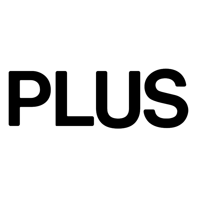 Plus vector logo