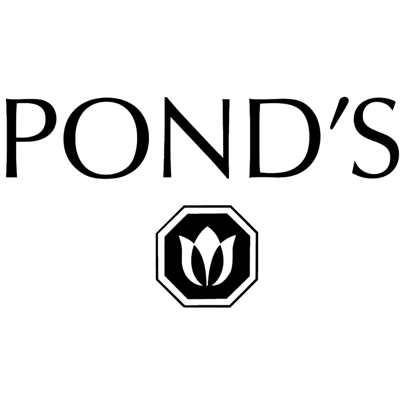 Pond's vector logo