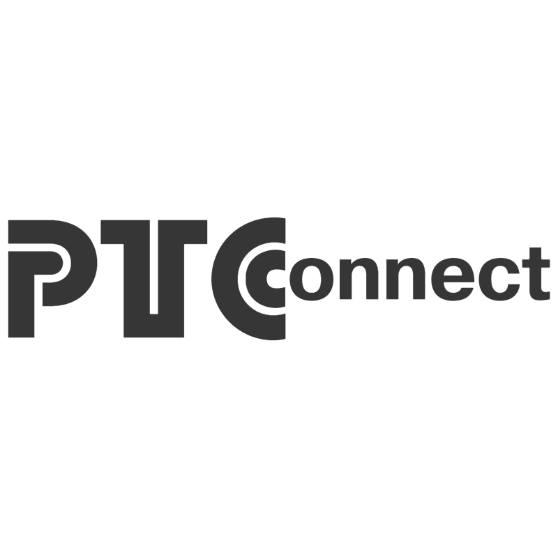 PTC Connect vector logo