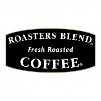 Roasters Blend Coffee vector