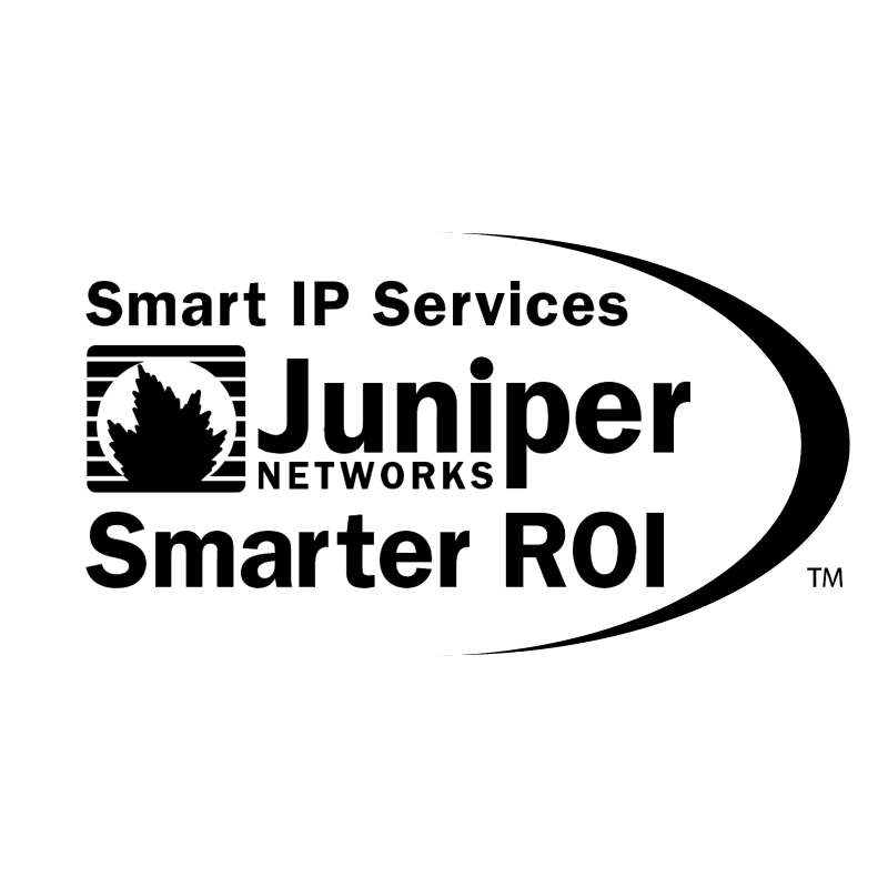 Smart IP Services Smarter ROI vector logo