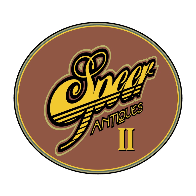 Speer Antiques II vector logo