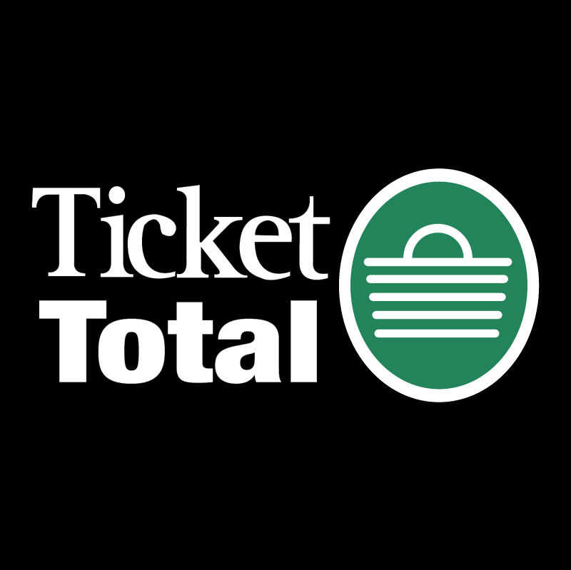 Ticket Total vector