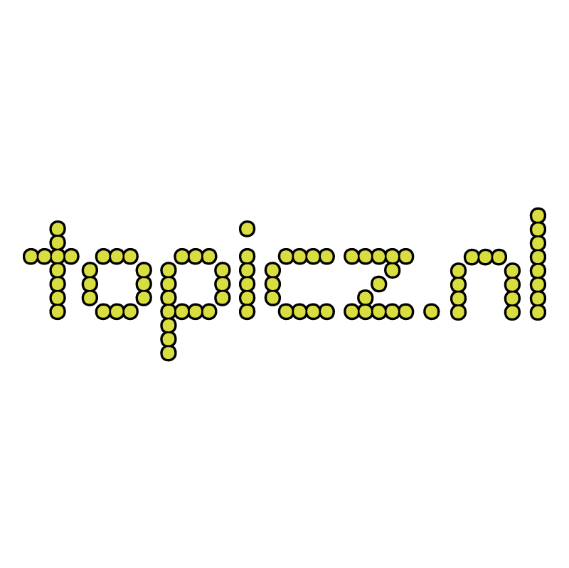 Topicz Design vector logo