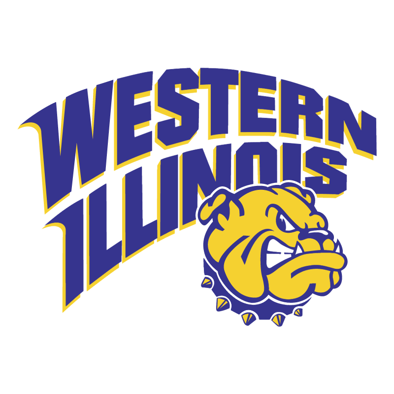 Western Illinois Leathernecks vector logo