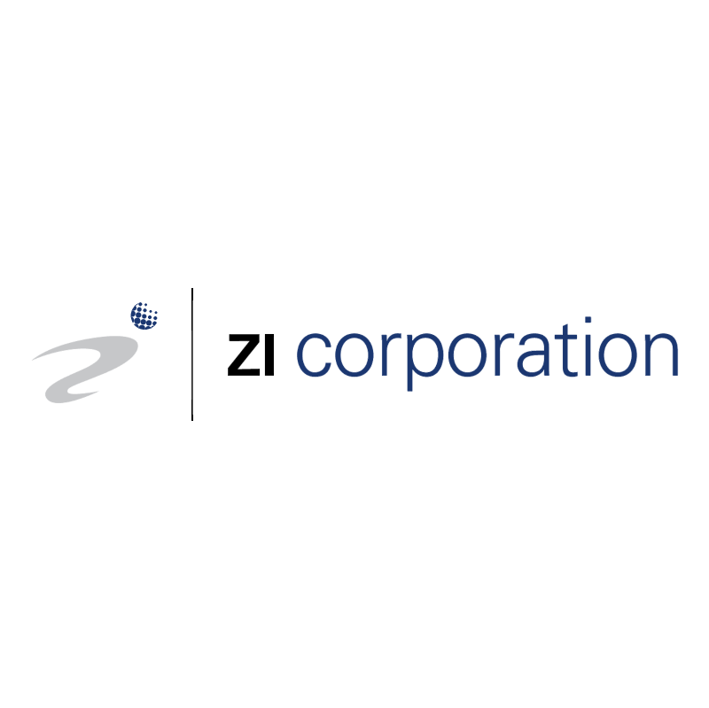 Zi Corporation vector logo