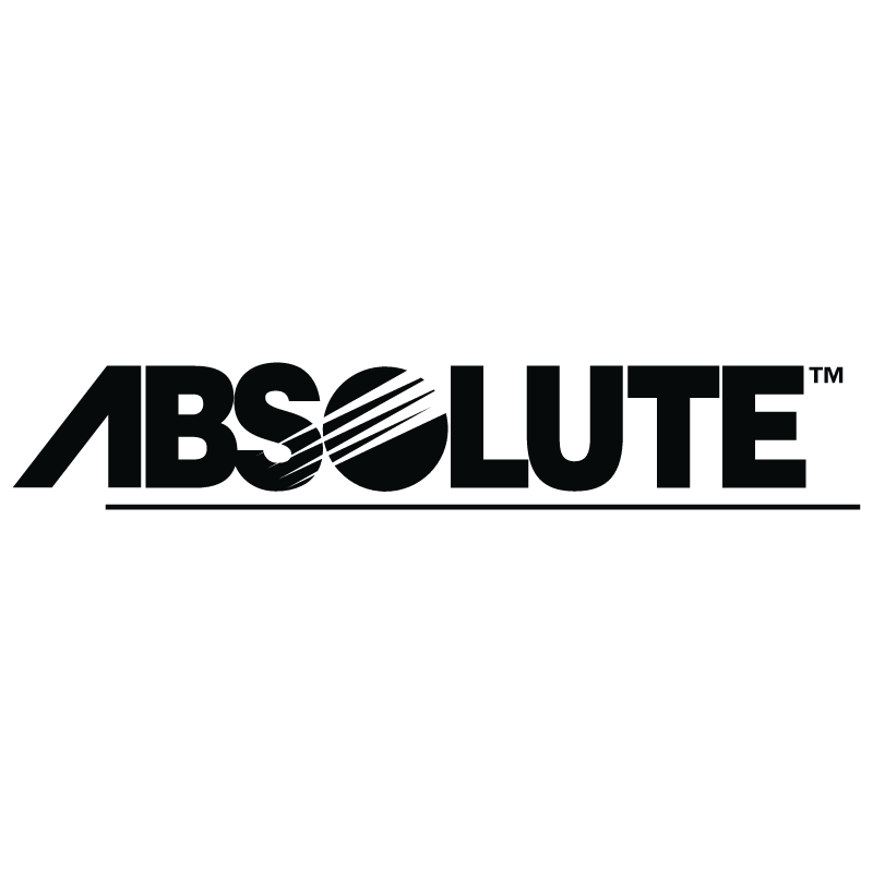 Absolute vector logo