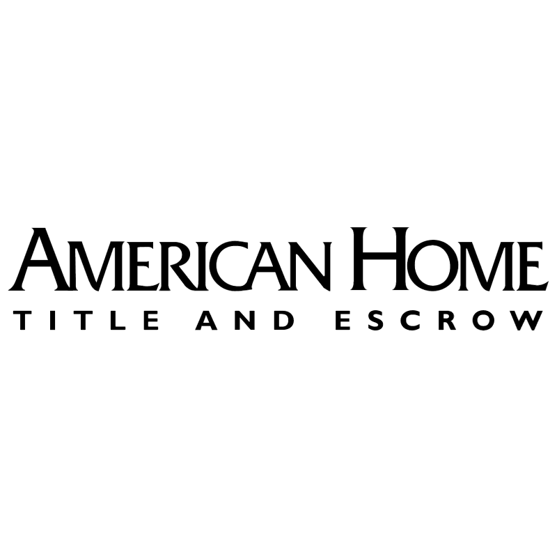 American Home vector