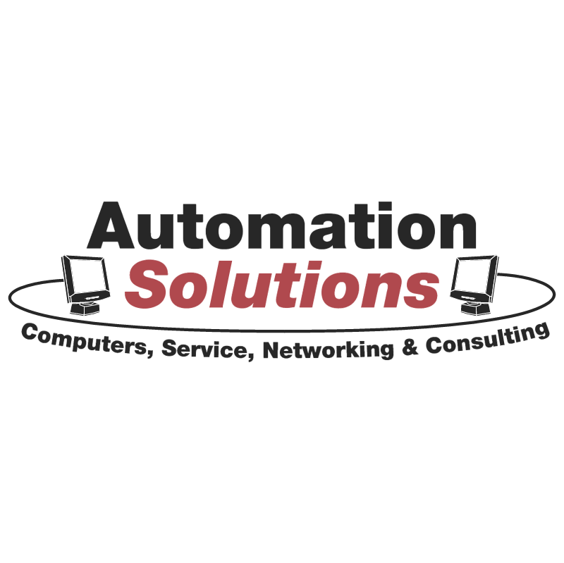 Automation Solutions 22946 vector logo