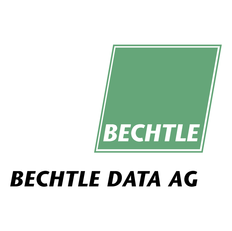 Bechtle Data vector