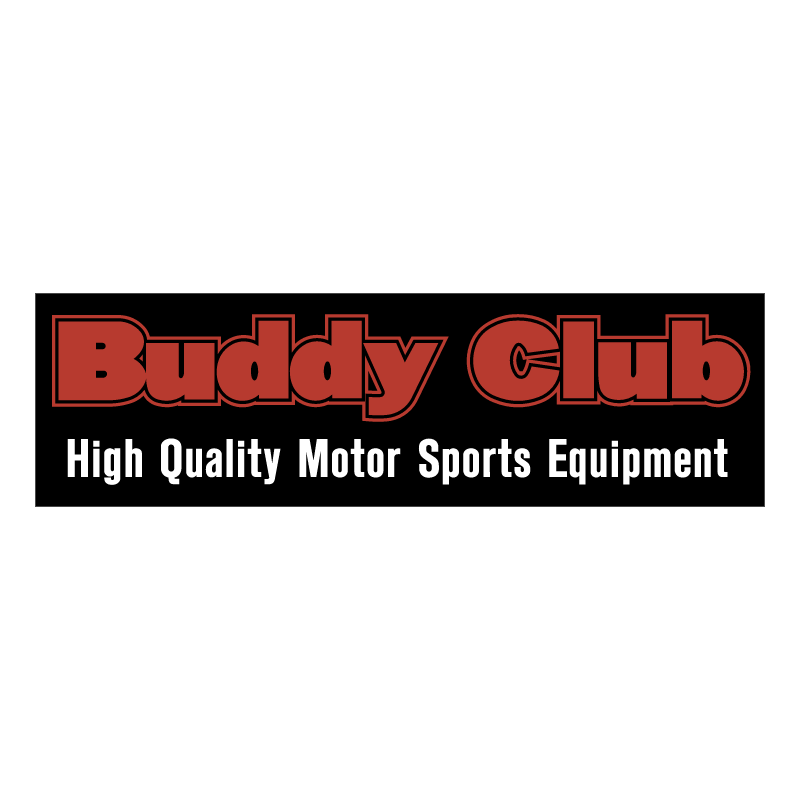 Buddy Club vector