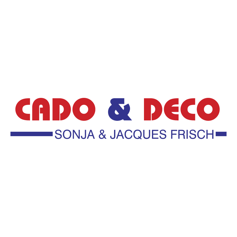 Cado & Deco vector