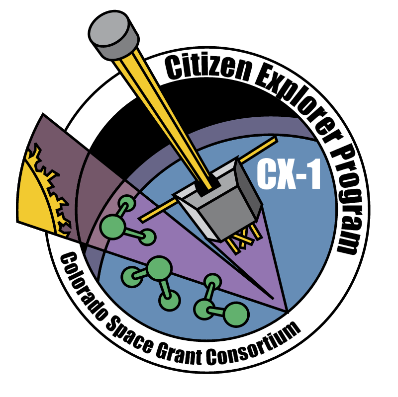 Citizen Explorer Program vector