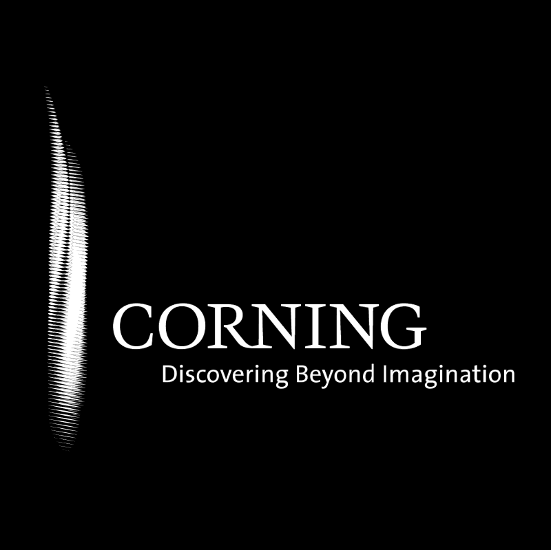 Corning vector logo