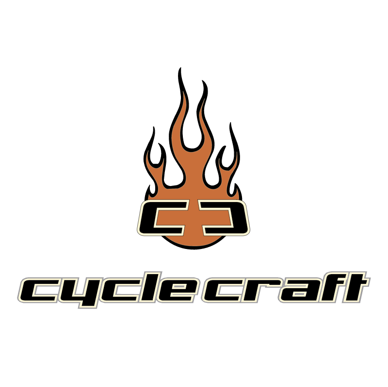 Cyclecraft Bicycles vector