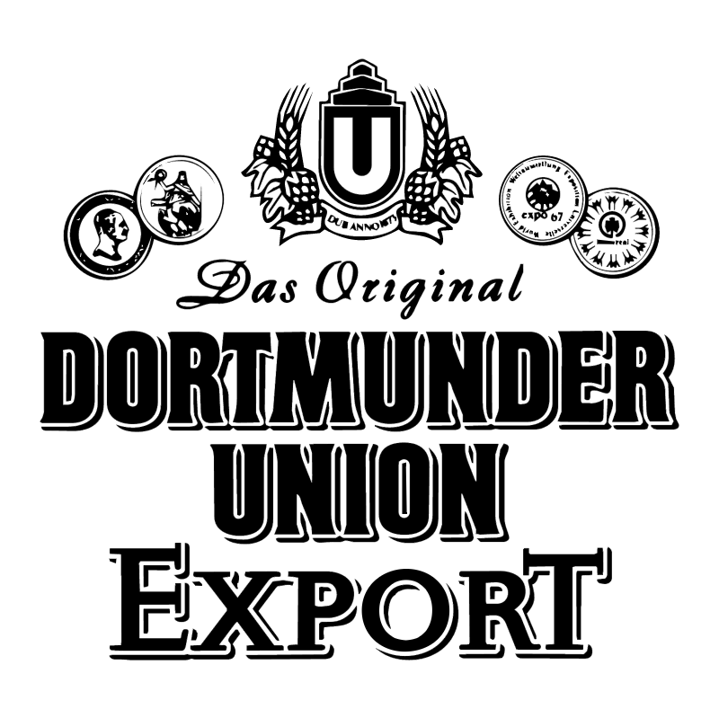 Dortmunder Union Export vector