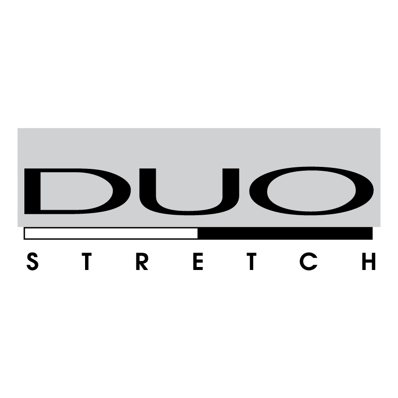 Duo Stretch vector logo