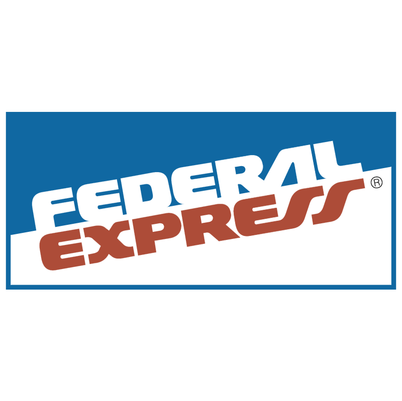 Federal Express vector logo