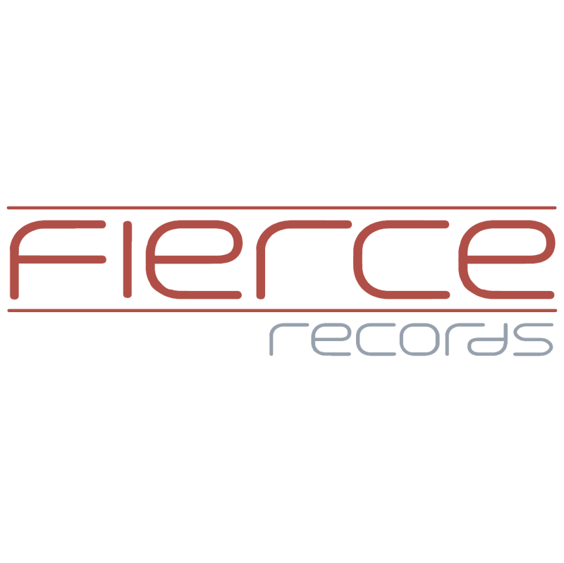 Fierce Records vector