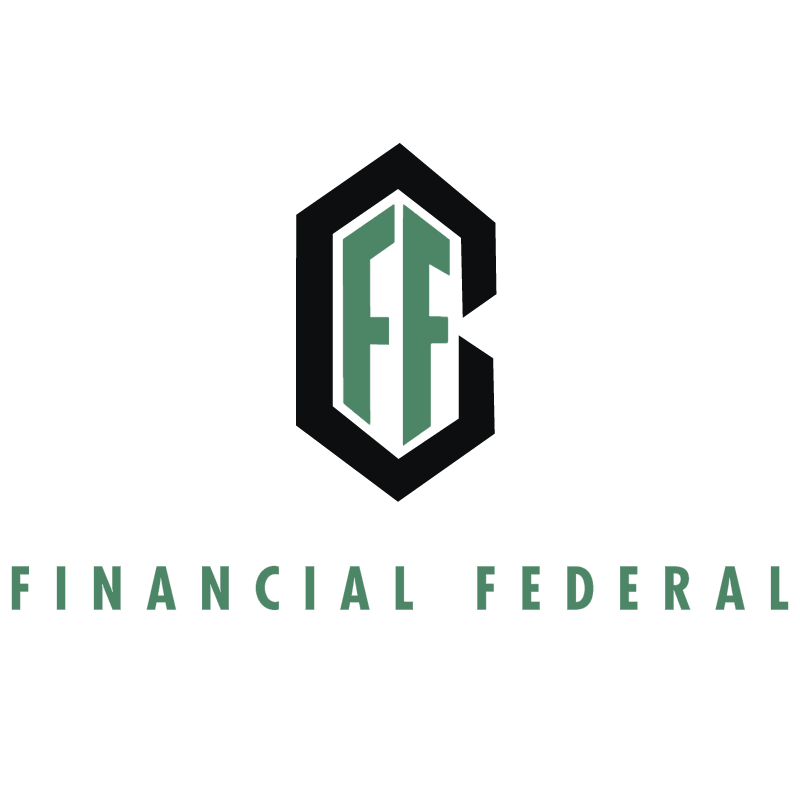 Financial Federal vector