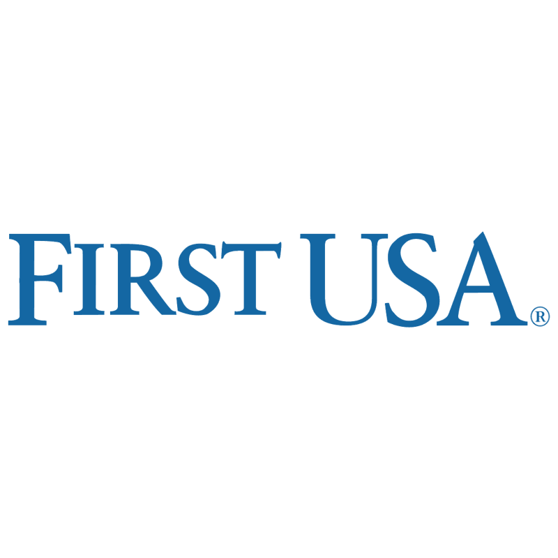 First USA vector logo