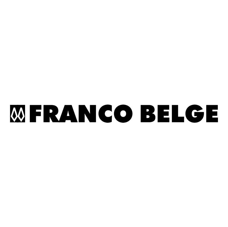 Franco Belge vector