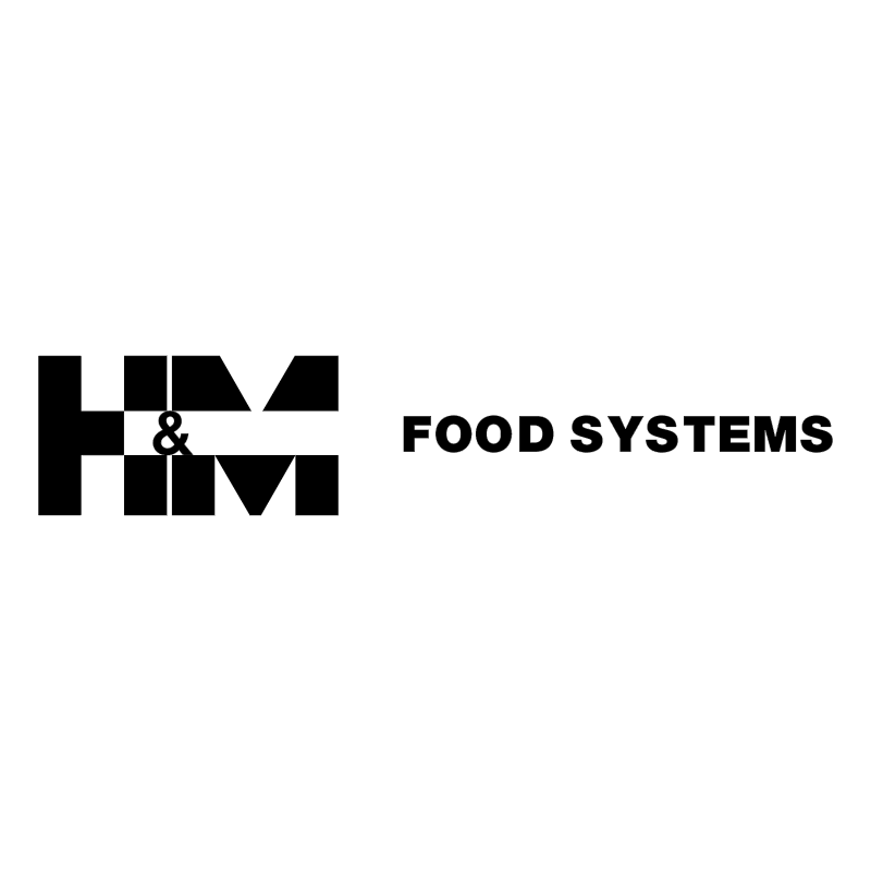 H&M Food Systems vector logo